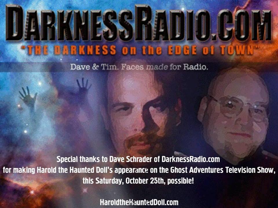 Harold and Dave Schrader