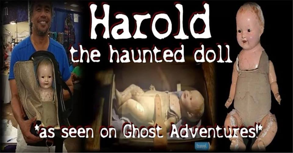 Harold's web page